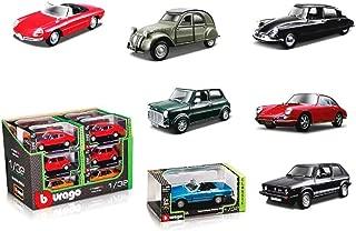 BBURAGO Colección de coches clásicos coches de Street 1/32 Juego Bimbo Masculino Niño 622