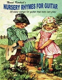 Nursery Rhymes for Guitar: 30 easy songs that kids can play