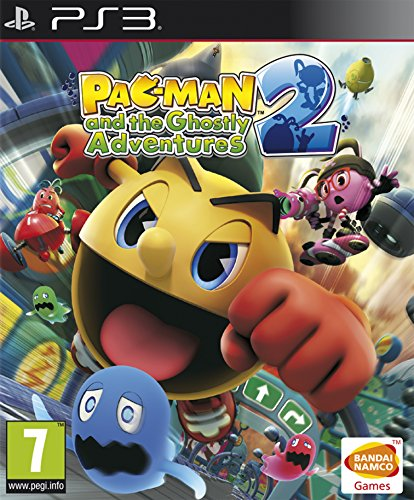Pac-Man and The Ghostly Adventures 2 (Playstation 3) [Edizione: Regno Unito]