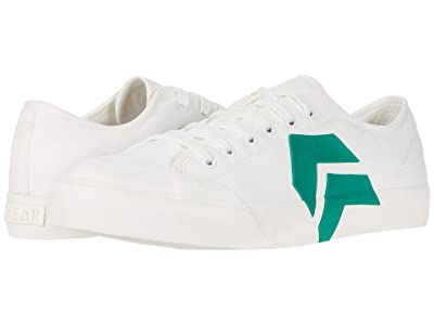Dolce Vita Bryton (White/Green Eco Canvas) Shoes