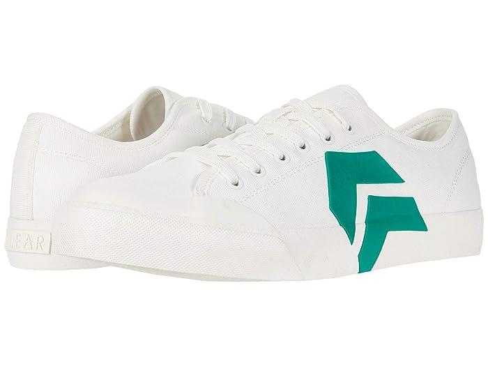 Dolce Vita Bryton (White/Green Eco Canvas) Shoes