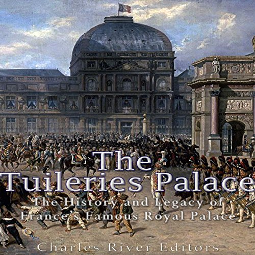 The Tuileries Palace audiobook cover art