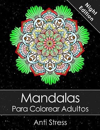 Amazon Es Libros Colorear Mandalas Adultos Salud Familia