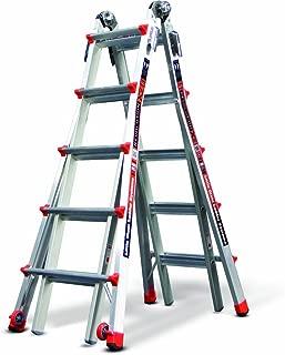 Little Giant 12022 Revolution Multi-Use Ladder, 22-Foot