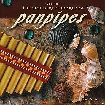 The Wonderful World of Panpipes, Vol. II