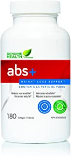 GENUINE HEALTH Abs +, 180 CT