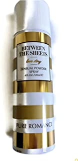 Pure Romance ~ Between The Sheets Powder-Based Linen Spray - Love Story