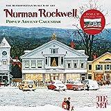 Norman Rockwell Pop-Up Advent Calendar