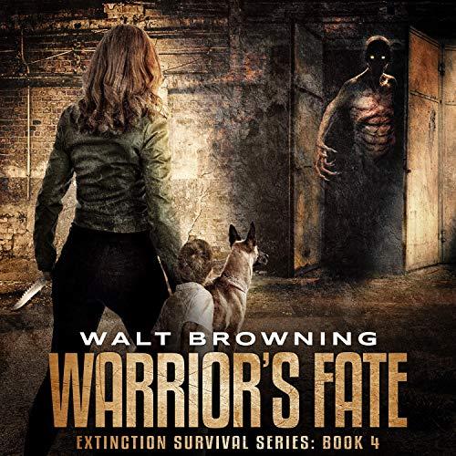 Warrior's Fate cover art