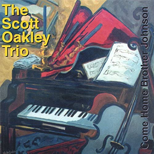 The Scott Oakley Trio