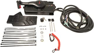 The ROP Shop | Remote Control for 1993 & Higher Mercury Mount Outboard with 8 Pins, 40HP & Up