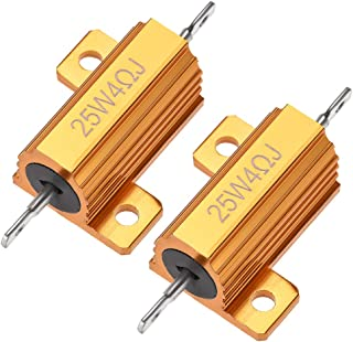 5/% Pack of 25 E-Projects 25EP51268R0 68 Ohm Resistors 1//2 W