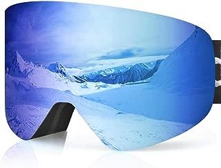 scott snowboard goggles lenses