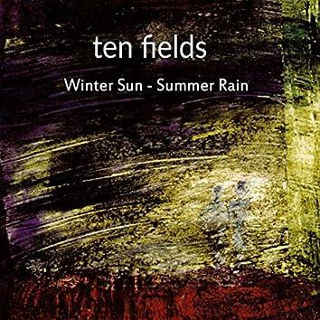 Winter Sun - Summer Rain