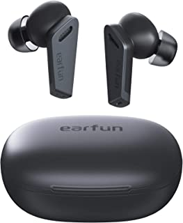 $79 » EarFun Air Pro Wireless Earbuds Hybrid Active Noise Cancelling, Bluetooth 5.0 Earbuds with 6 Mics ENC, Stereo Deep Bass, 3...
