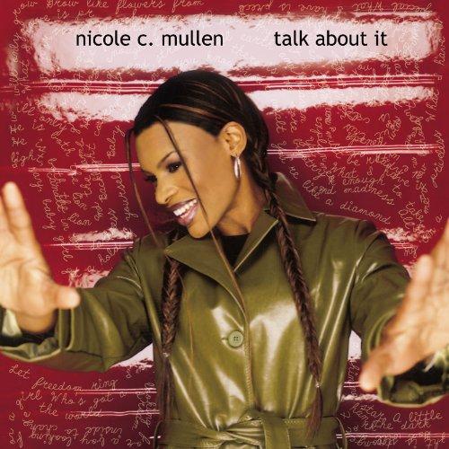 Talk About It Album Cover