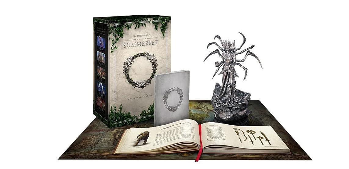 雨細菌背骨The Elder Scrolls Online Summerset Collector's Edition Mac|Windows エルダースクロールオンラインサマセット コレクターズ?エディション北米英語版 [並行輸入品]