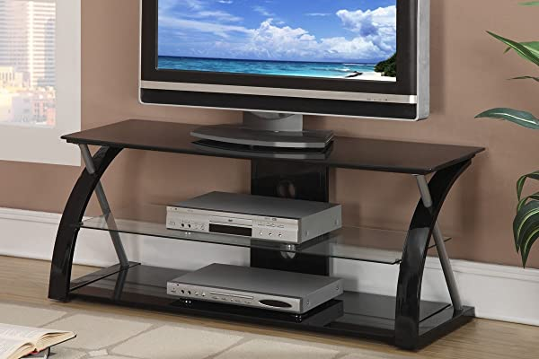 Poundex PDEX F4521 Television Stands Multi