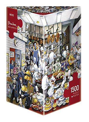 Unbekannt 9131 KV&H Verlag Bon Appétit, Blachon Puzzle