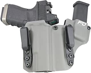 appendix carry holster with sidecar