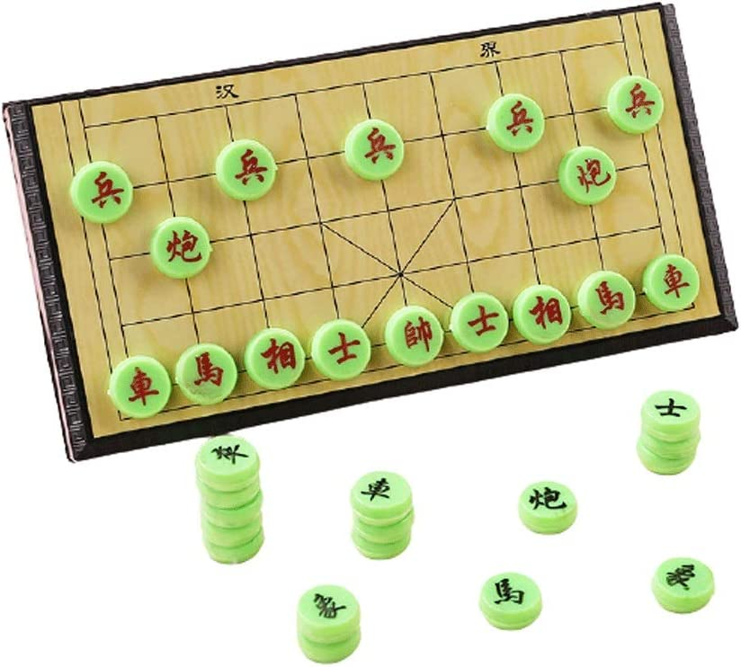 FEANG Checkers specialty shop Set Chinese Outstanding Chess Magnetic Folding Portable C