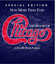 the history of chicago the band