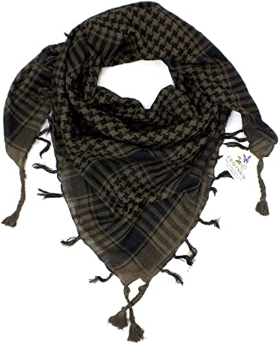 Craftshub Arafat Desert Scarf - Stylish & versatile Arafat desert scarf for Men & Women of All Ages product image