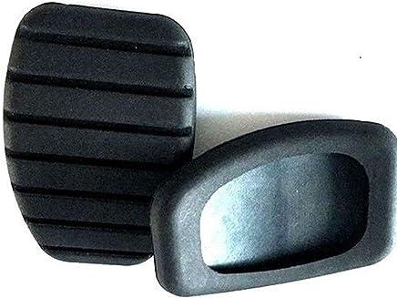 73JohnPol Clutch-Freno-Pedal-Goma-Pad-para-Renault-Clio