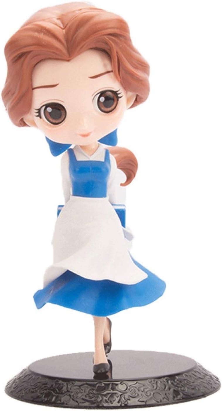 Direct sale of manufacturer Frozen Elsa Max 53% OFF Princess Belle Q 5.9 Action Version Figure Inches