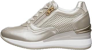 NeroGiardini E010466D Sneaker Donna Pelle/Tela