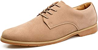 2018 Mens New Arrival Shoes, Men's Business Oxford Casual Take On The Trend of British Style Pointed Formal Shoes