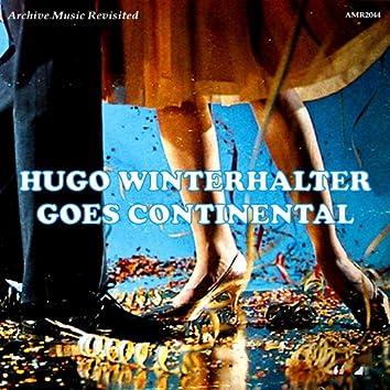Hugo Winterhalter Goes Continental