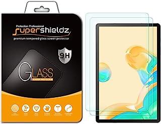 (2 Pack) Supershieldz Designed for Samsung Galaxy Tab S7 Plus/Galaxy Tab S7 FE (12.4 inch) Screen Protector, (Tempered Gla...