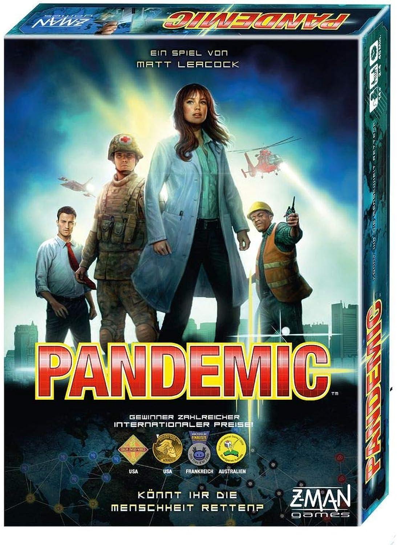 Pandemie - Grundspiel - Brettspiel   Deutsch   FFG B076BLM7VC Rabatt  | Vollständige Spezifikation