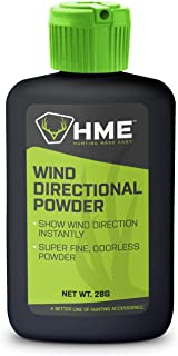 HME Unisex-Adult HME Wind Directional Powder- Show Wind Direction Instantly HME-Wind