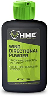 HME Wind Directional Powder- Show Wind Direction Instantly