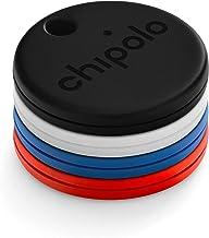 Chipolo ONE 4-Pack (2020) – Lautester Wasserresistentes Bluetooth Schlüsselfinder