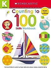Counting to 100 Kindergarten Workbook: Scholastic Early Learners (Skills Workbook)