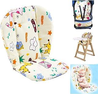 comprar comparacion Coussin de chaise haute bébé,bebe poussette coussin,bébé Coussin d'assise/coussin de chaise haute Cute Motif Coussin soupl...