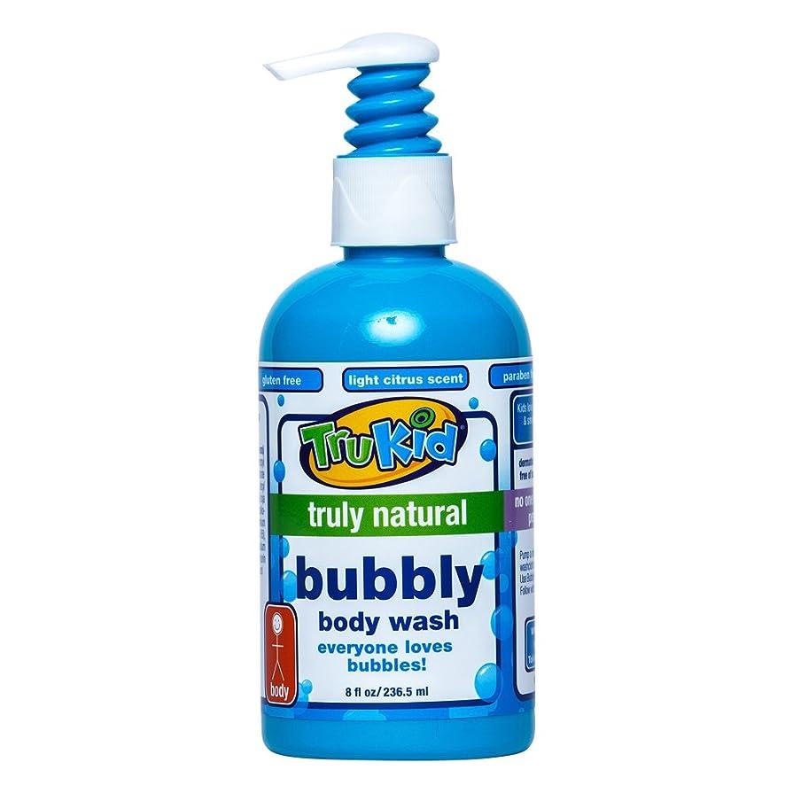 知るボタン冷えるTruKid, Bubbly Body Wash, 8 fl oz (236.5 ml)