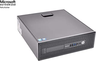 HP Elitedesk 800 G1 SFF Desktop - Intel Core i5-4590 3.30GHz, 8GB RAM, SATA 3.5