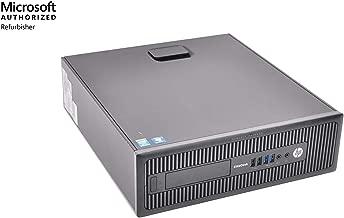 HP Elitedesk 800 G1 SFF Desktop - Intel Core i5-4590 3.30GHz, 8GB RAM, SATA 3.5