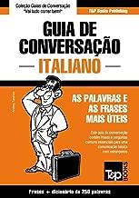 Guia de Conversação Português-Italiano e mini dicionário 250 palavras (Portuguese Edition)