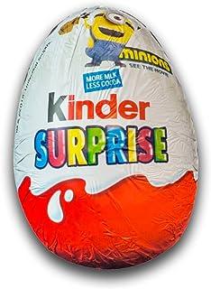 Kinder Surprise - Huevo de Chocolate, 20g - Paquete de 36