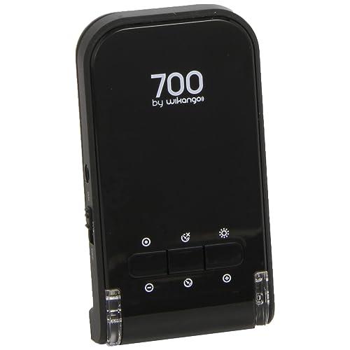 Wikango 700 - Avisador de radar,radares fijos y móviles, pantalla digital, alertas