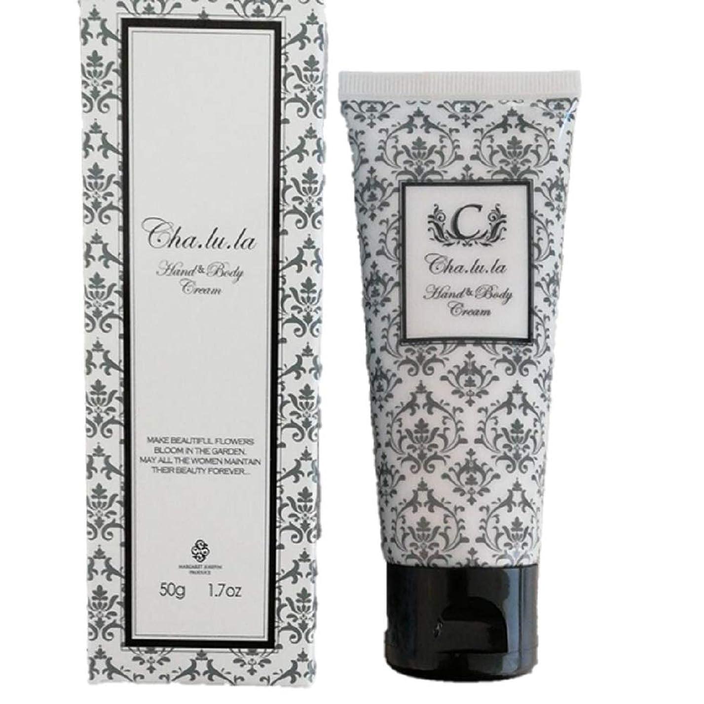 ひねり技術者ギャングシャルラ H&Bクリーム ノーブルブロッサムの香り ハンド&ボディークリーム 50g