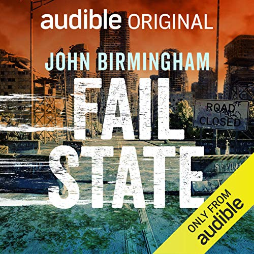 Fail State audiobook cover art