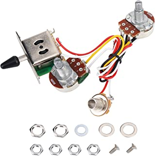 Best guitar wiring set Reviews