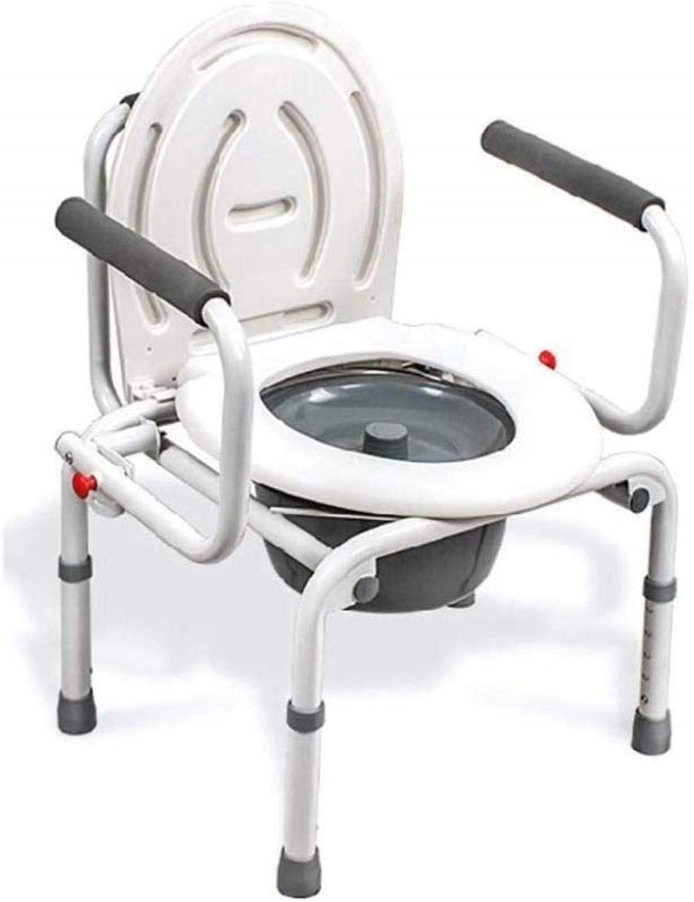 Walking Frame Elderly Commode Chair Animer and price revision Height Adjustable - Portabl Challenge the lowest price of Japan ☆