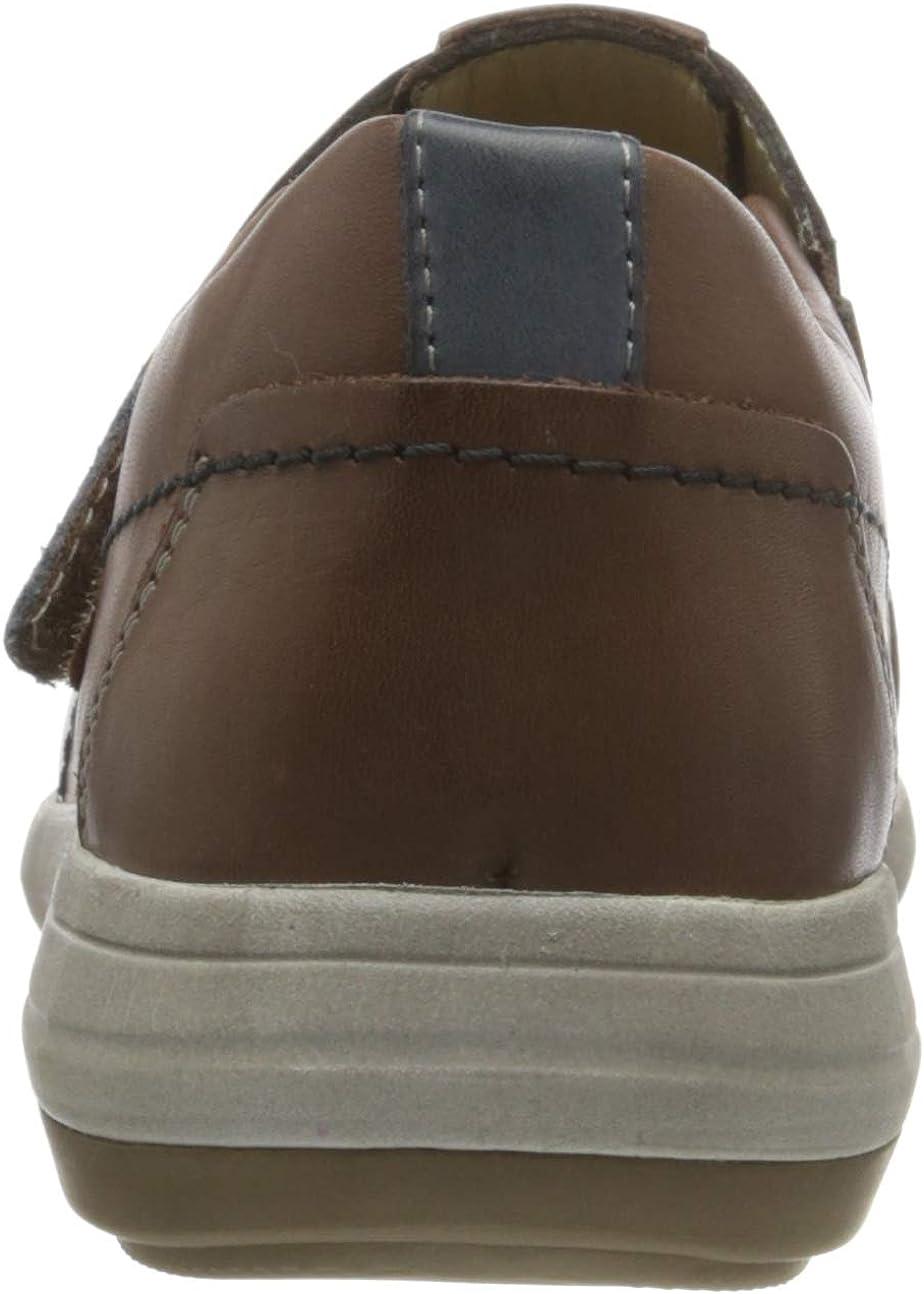 Josef Seibel Men's Flat Loafer, Brown, US:10.5